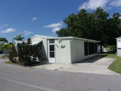 Mobile Home at 834 Arapaho Fort Myers Beach, FL 33931