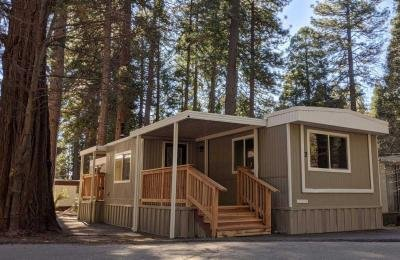 Mobile Home at 5840 Pony Express Trl Sp 2 Pollock Pines, CA 95726