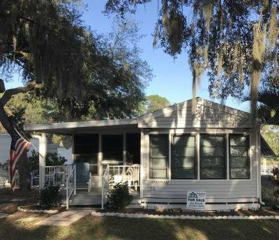 Mobile Home at 20005 US HWY 27 LOT 55 Clermont, FL 34715