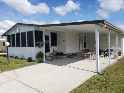 Mobile Home at 5707 45th St E #170 Bradenton, FL