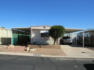 Mobile Home at 3411 S. Camino Seco # 297 Tucson, AZ