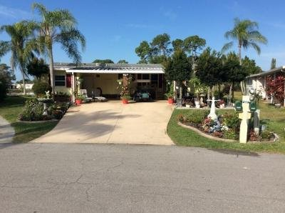 Mobile Home at 10053 Mission Hills Ct., #48K North Fort Myers, FL 33903