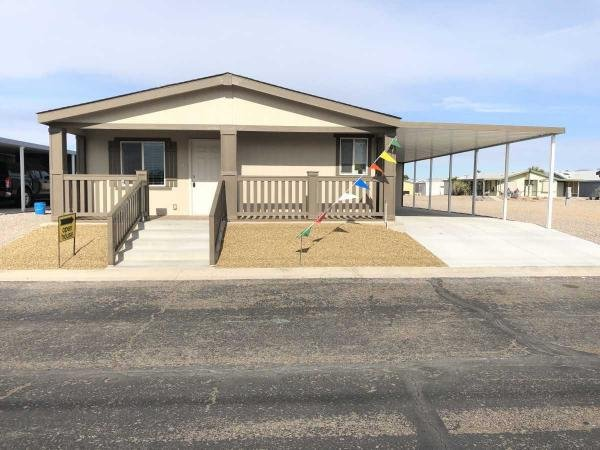 2018 Silvercrest Mobile Home For Rent