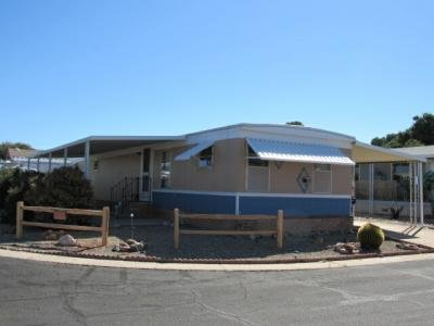 Mobile Home at 3411 S. Camino Seco # 423 Tucson, AZ