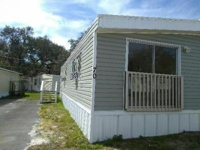Mobile Home at 4943 E. Hillsborough Ave, Lot 70 Tampa, FL 33610