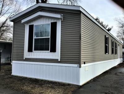 Mobile Home at 391 East Appleton Terrace Holland, OH