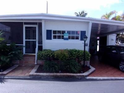 Mobile Home at 3340 Florida Street Hollywood, FL 33021