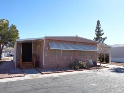 Mobile Home at 867 N Lamb Las Vegas, NV 89110