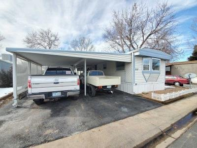 Mobile Home at 717 Quail Drive Lafayette, CO