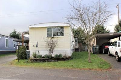 Mobile Home at 20606 8th Avenue Court E, Sp. #3 Spanaway, WA