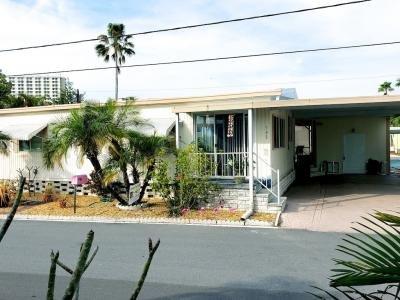 Mobile Home at 1375 Pasadena Avenue, Lot 205 South Pasadena, FL 33707