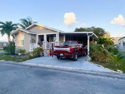 Mobile Home at 2000 N. Congress Ave. Lot# 99 West Palm Beach, FL 33409