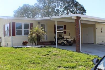 Mobile Home at 1933 Bayou Dr. N. Ruskin, FL