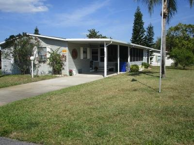 Mobile Home at 3400 HEATHERWAY LANE Sebastian, FL 32958