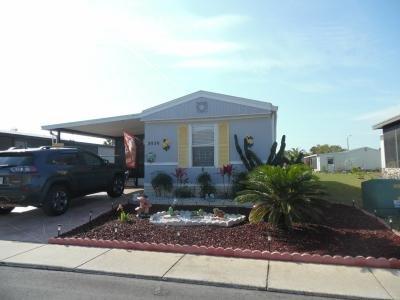 Mobile Home at 9830 JEWEL LN., LOT #50 Hudson, FL 34667