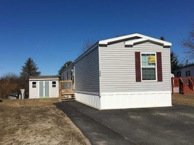Mobile Home at 172 Wickham Way Westbrook, ME