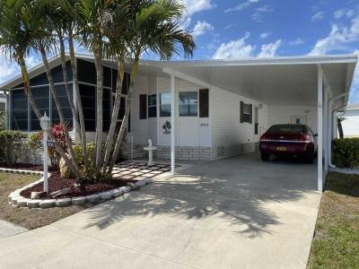 Mobile Home at 8713 27Th Avenue East Palmetto, FL 34221