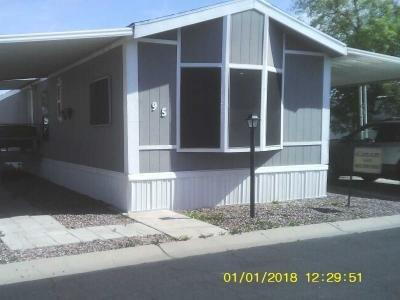 Mobile Home at 7810 W. Peoria Lot #95 Peoria, AZ