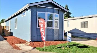 Mobile Home at 2096 Kennedy Circle NE Keizer, OR