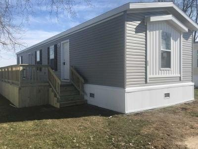 Mobile Home at 7716 S. Rose Bud Dr. Pendleton, IN 46064