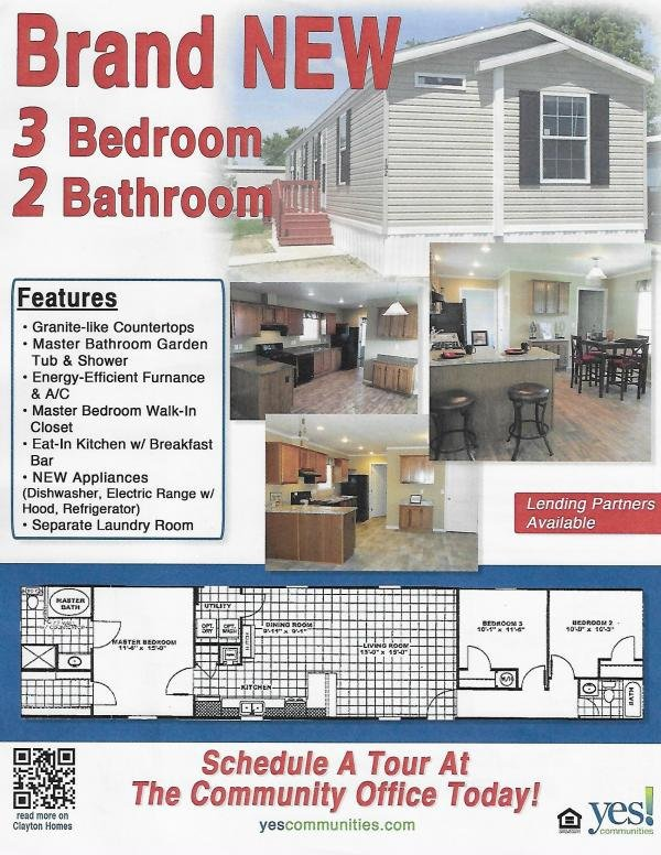 2017 SCHULT Mobile Home For Sale