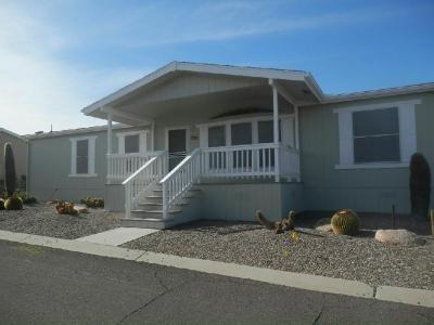 Mobile Home at 2501 W WICKENBURG WAY SP#42 Wickenburg, AZ