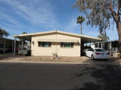 Mobile Home at 6960 W. Peoria Avenue #183 Peoria, AZ