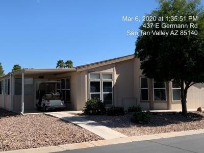 Mobile Home at 437 E Germann Rd #23 San Tan Valley, AZ 85140