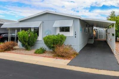Mobile Home at 8401 S Kolb Rd #164 Tucson, AZ