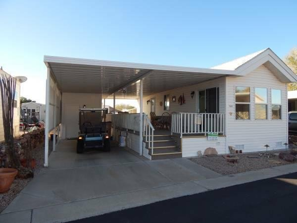 2003 Chariot Mobile Home For Sale