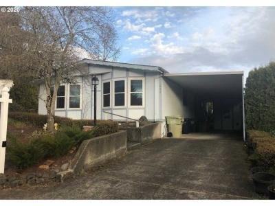 Mobile Home at 100 SW 195th Ave. #202 Beaverton, OR