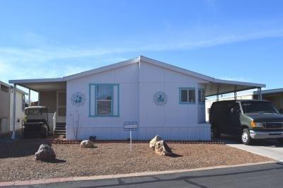 Mobile Home at 2121 S. Pantano Rd. #74 Tucson, AZ
