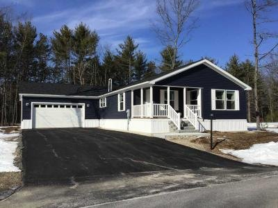 Mobile Home at 16 Conifer Drive Lyman, ME