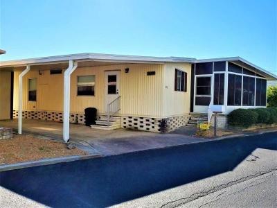 Mobile Home at 1375 Pasadena Ave Unit 646 Pasadena, FL