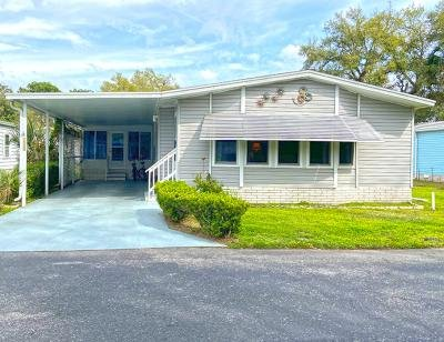 Mobile Home at 1025 S. Brightwood Point Homosassa, FL 34448