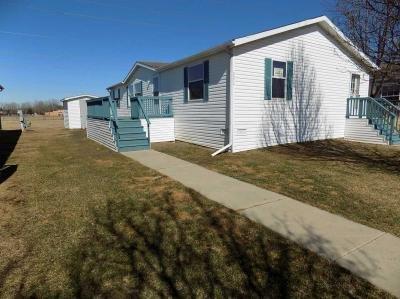 Mobile Home at 24814 N. Hampton Dr Flat Rock, MI 48134