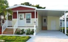 Photo 1 of 8 of home located at 1455 90th Avenue, Lot 16 Vero Beach, FL 32966