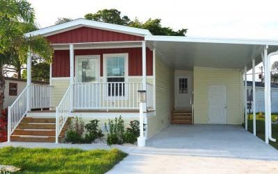 Mobile Home at 1455 90th Avenue, Lot 16 Vero Beach, FL 32966