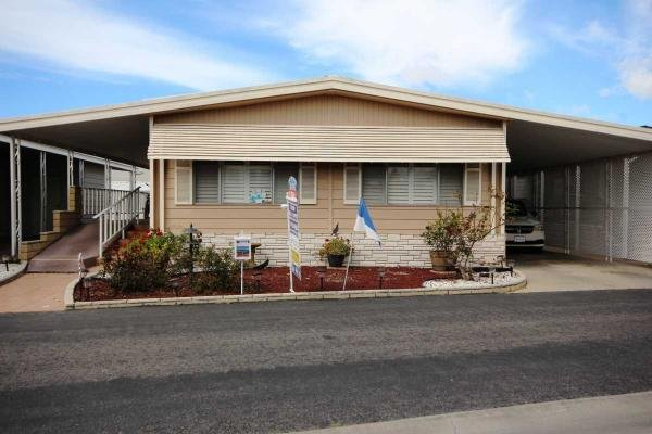 1973 Goldenwest Mobile Home For Sale