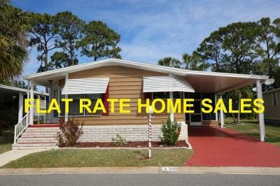 Mobile Home at 1495 82nd Ave Lot 130 Vero Beach, FL 32966