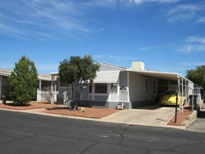 Mobile Home at 3411 S. Camino Seco # 286 Tucson, AZ