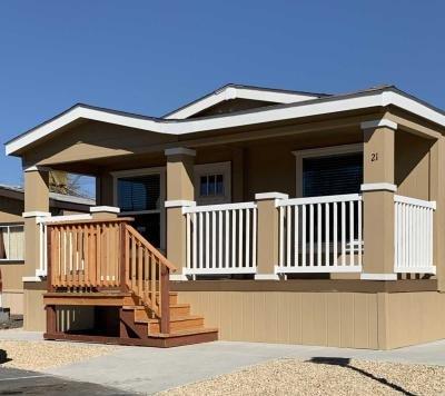 Mobile Home at 21 Violet Ct Reno, NV 89512