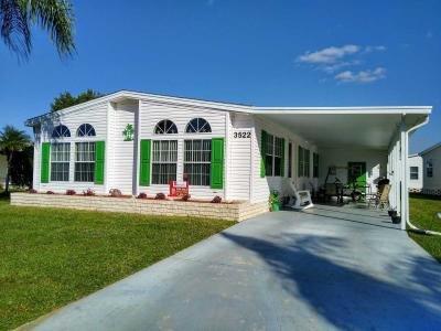 Mobile Home at 3522 Asbury Drive Parrish, FL 34219