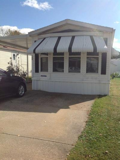 Mobile Home at 105 Maple Hill Lane Akron, OH 44312
