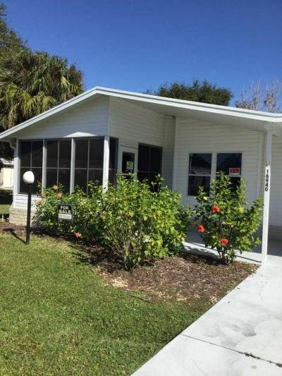 Mobile Home at 16940 Bull Run Lane North Fort Myers, FL 33917