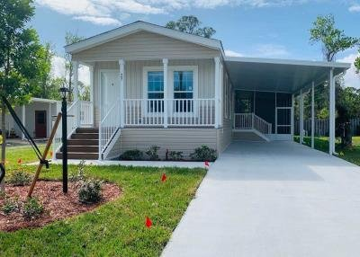 Mobile Home at 13 Beverly Street Port Orange, FL 32127