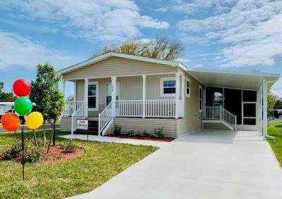 Mobile Home at 152 Wall Street Port Orange, FL 32127