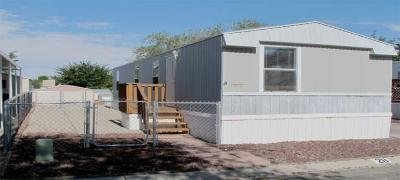 Mobile Home at 7401 San Pedro Drive NE #28 Albuquerque, NM
