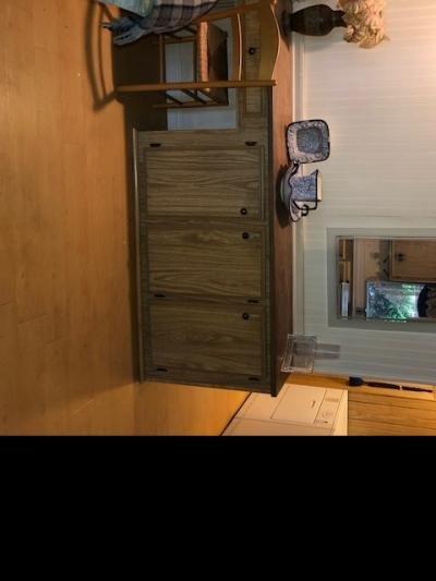desk in family room