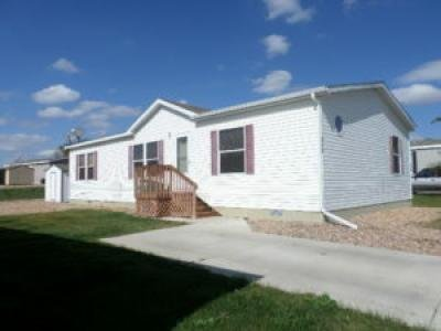 Mobile Home at 3117 Foxtail Lane Evans, CO